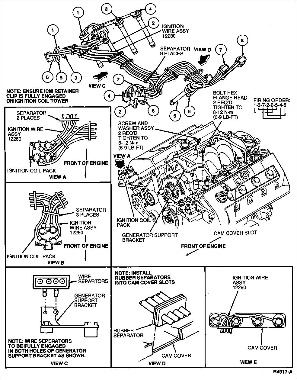 2003 Lincoln Town Car Engine Diagram - Data Wiring Diagram Update